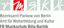 Logo Bezirksamt Pankow - Kulturamt